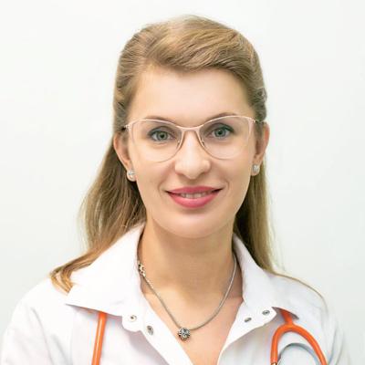 Нуждина Евгения Валерьевна